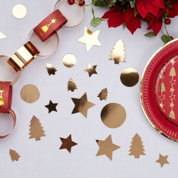 Dazzling Christmas Table Scatters